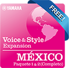 Mexican (Yamaha Expansion Manager dati compatibili)