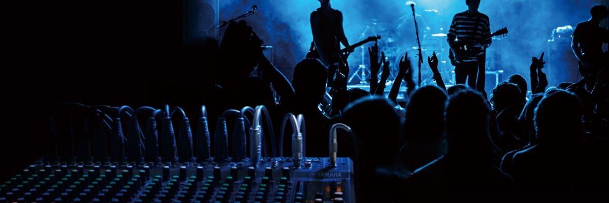 Serie MG - Caratteristiche - Mixer - Audio professionale ...