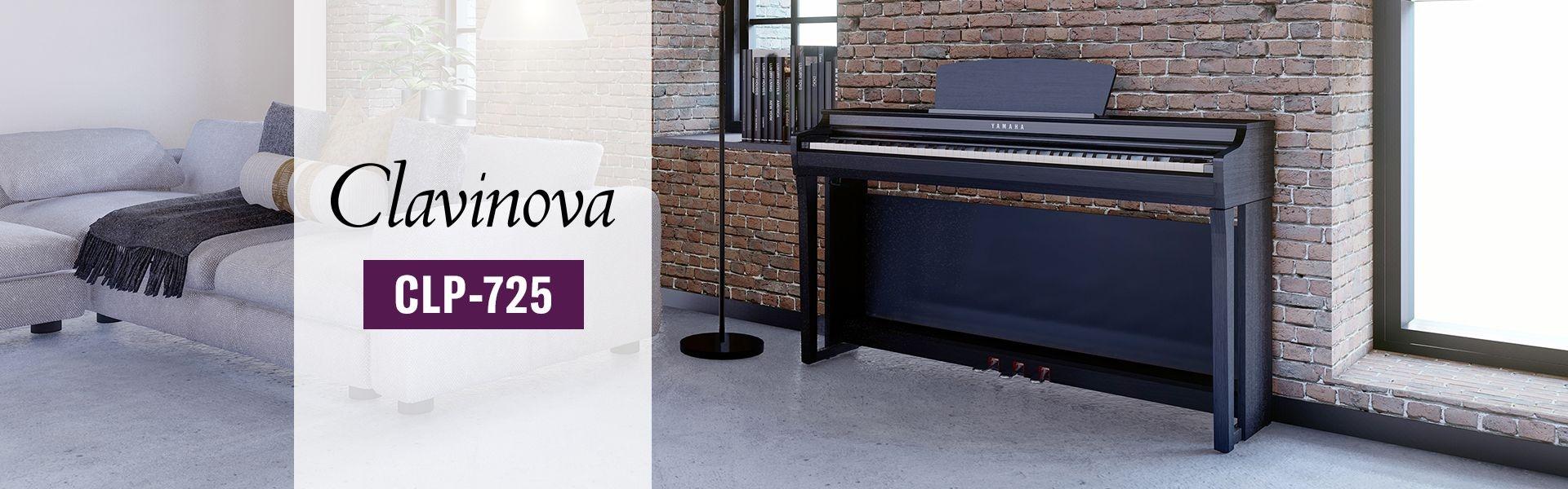 Yamaha Clavinova CLP-725