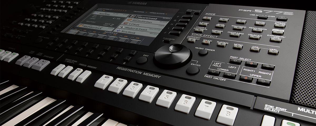 Collegare Yamaha tastiera Mac
