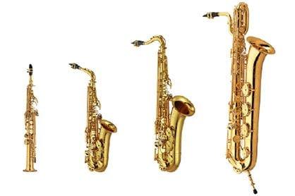 TIMBRO AUTENTICO DEL SAXOFONO NEI 4 TIPI PRINCIPALI E 56 CAMPIONAMENTI - PER SUONARE OGNI TIPO DI MUSICA